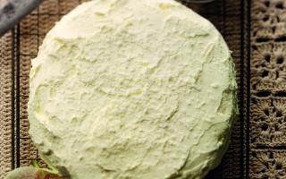 Photo: Coconut Snow Cake