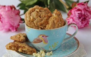 Photo: White Chocolate & Cardamom Cookies