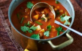 Photo: Vegetable Harira